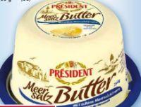 Meersalz Butter von President