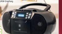 DAB+ Boombox P210 von Dual