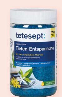 Badesalz von Tetesept