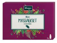 Mein Massageset Massageöle von Kneipp