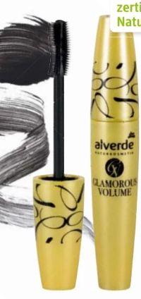 Mascara Glamorous Volume von Alverde