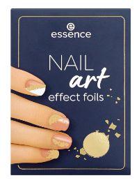Nail Art Nageleffektfolien von Essence