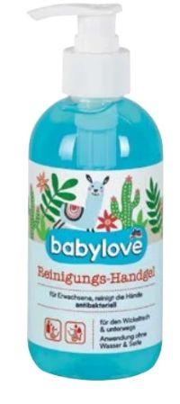 Reinigungs-Handgel von Babylove