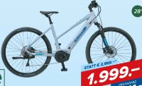 Damen-E-Bike Kilimanjaro Nova Cross von X-Fact