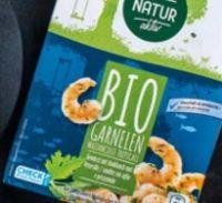 Bio-Garnelen von Natur Aktiv