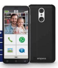 Smartphone Smart 4 von Emporia