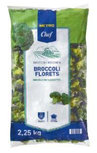 Broccoliröschen von Metro Chef