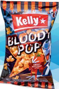 Popcorn Bloody Pop Ketchup von Kelly's