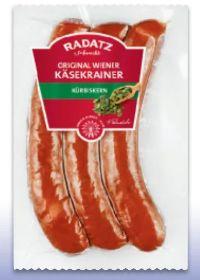 Käsekrainer von Radatz