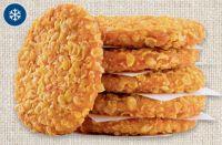 Crunchy Chik`n Burger von Salomon Food World