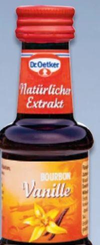 Madagaskar Bourbon Vanilleextrakt von Dr. Oetker