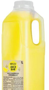 Zitronensaft von Rauch