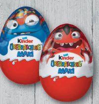 Kinder Überraschungsei Halloween von Ferrero