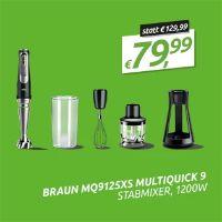 Stabmixer MQ 9125XS von Braun