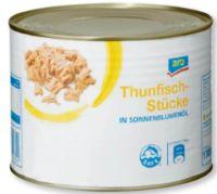 Thunfischstücke von Aro
