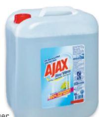 Glasreiniger Kristallklar von Ajax