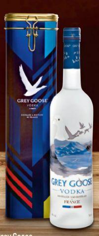 Vodka von Grey Goose