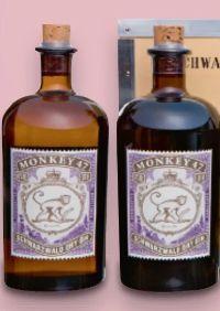 Schwarzwald Dry Gin von Monkey 47