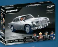 James Bond Aston Martin DB5 von Playmobil