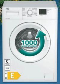Waschmaschine EV61001Y von Beko