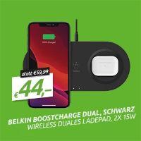 Wireless  Ladestation  Boostcharge von Belkin