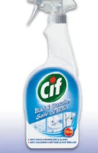 Badreiniger Professional von Cif