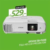 Full-HD LCD-Projektor EB-FH06 von Epson