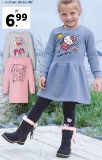Mädchen Sweatkleid von Lupilu