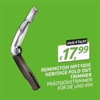 Bartschneider Heritage Fold Out Trimmer MPT1000 von Remington