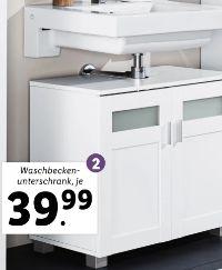 Waschbecken-Unterschrank von Livarno Home