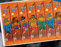 Halloween Schokolollies