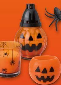 Halloween-Kerze von Livarno Home