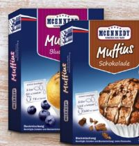 Muffins Backmischung von Mcennedy
