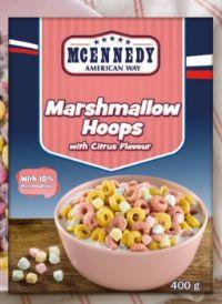 Marshmallow Hoops von Mcennedy