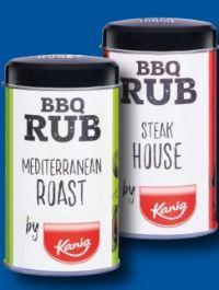 BBQ Rubs von Kania