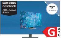Qled-TV 75Q80A von Samsung