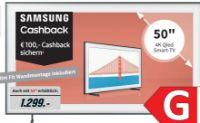 Smart TV The Frame 50LS03A von Samsung