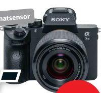 α7 III + Objektiv AF E 28-70 mm 3,5-5.6 von Sony