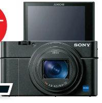 Kompaktkamera DSC-RX100M6 von Sony
