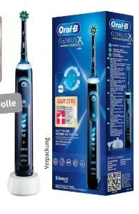 Oral-B Elektrische Zahnbürste Genius X Special Design Edition von Braun
