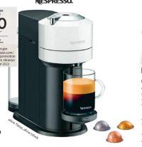Kapselmaschine Vertuo Next White ENV120.W Nespresso Vertuo von DeLonghi