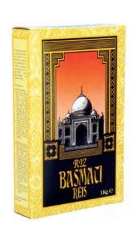 Basmati Reis von Pigino
