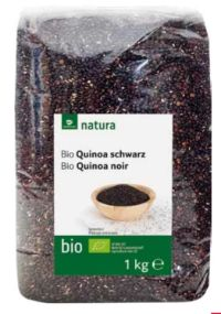 Bio Quinoa von Natura