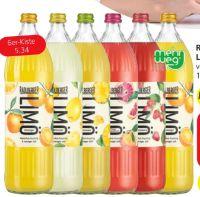 Limonade Limö von Radlberger