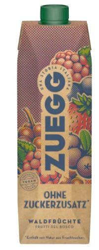 Fruchtsaftgetränk von Zuegg