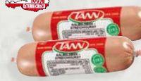 Kalbsleberstreichwurst von Tann