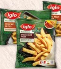 Kartoffelprodukte von Iglo