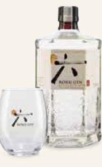 Roku Gin von The Japanese Craft Gin