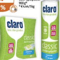 Geschirrspültabs Classic von Claro