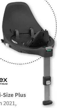 Platinum Base Z Autositze von cybex